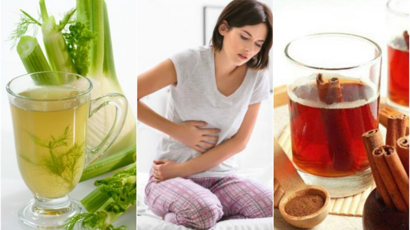 Remedios naturales para el dolor de estómago
