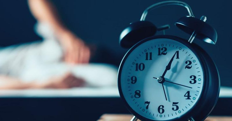 Consecuencias por no dormir bien