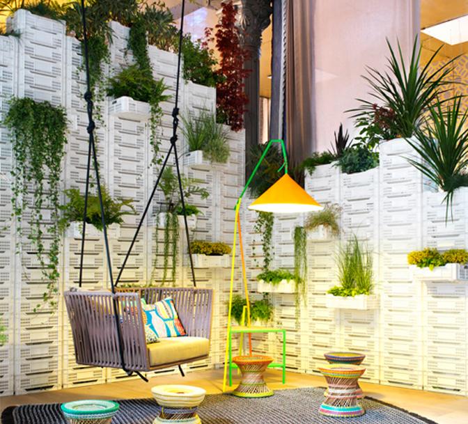 Espacios de una casa ecológica