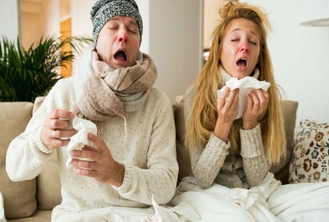 Cuidados para aliviarte de la gripe