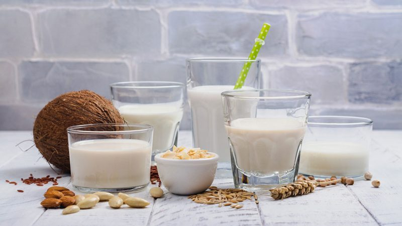 Conoce los tipos de leche y sus beneficios