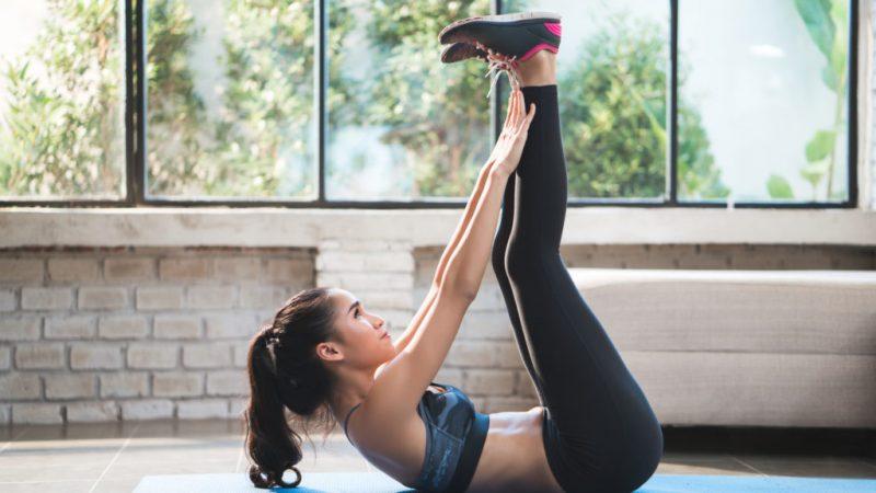 Beneficios de hacer ejercicio en casa