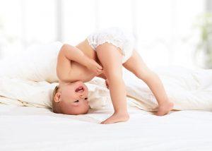 cuidado de la piel para bebé