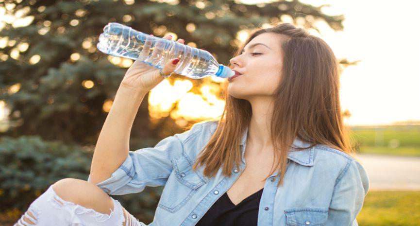consejos para estar hidratado