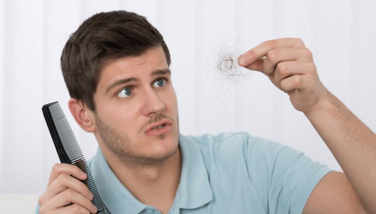 tips de la alopecia