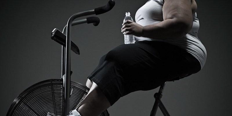 la obesidad y el ejercicio
