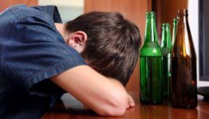 problemas con el alcohol