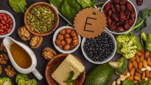 vitamina E para las estrías