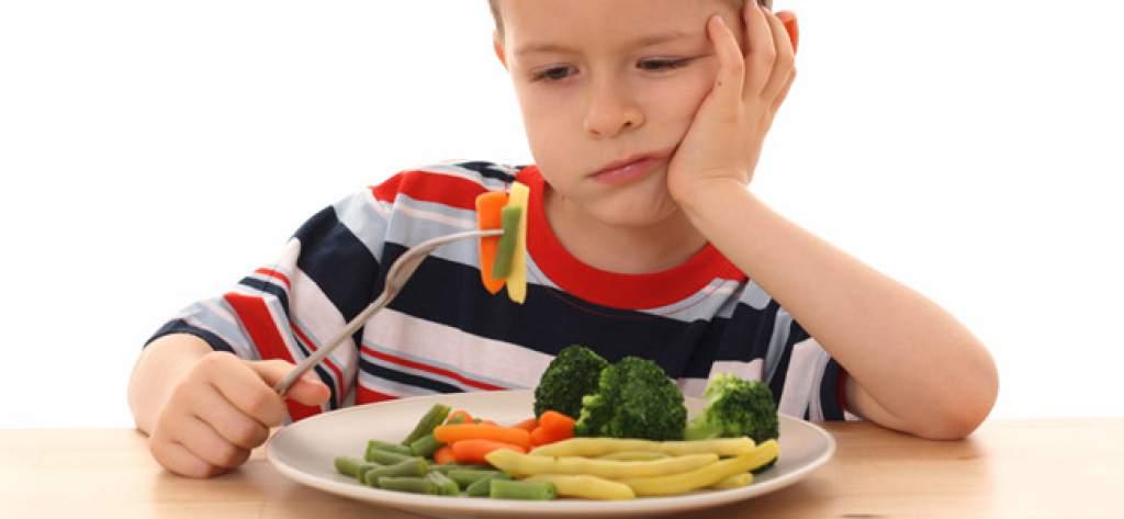 deficiencias nutricionales en niños
