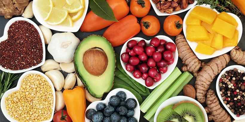Beneficios de antioxidantes en tu dieta