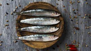 vitamina D en sardinas