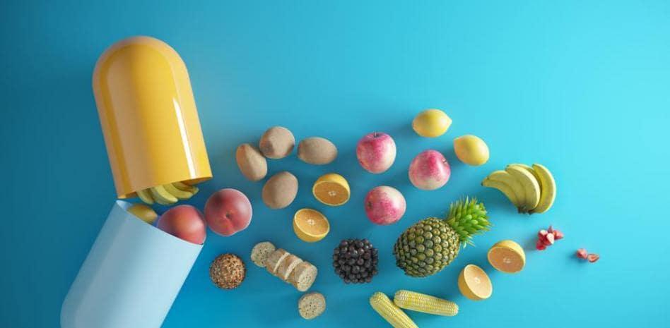 Vitaminas y minerales para tener huesos sanos