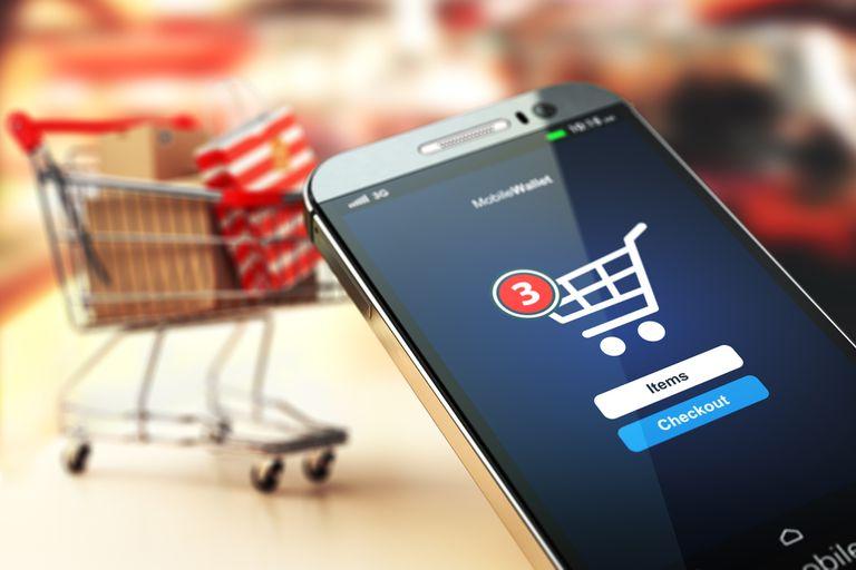 Carrito de compras digital