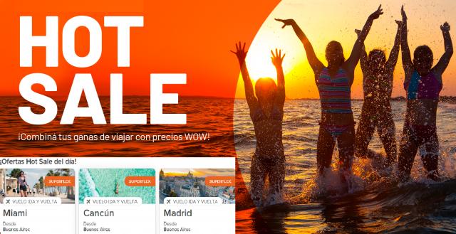 Hot Sale Viajes