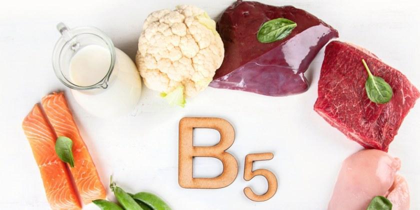 B5 - Ácido pantoténico