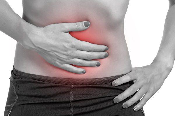 dolor de estomago a causa de las lombrices