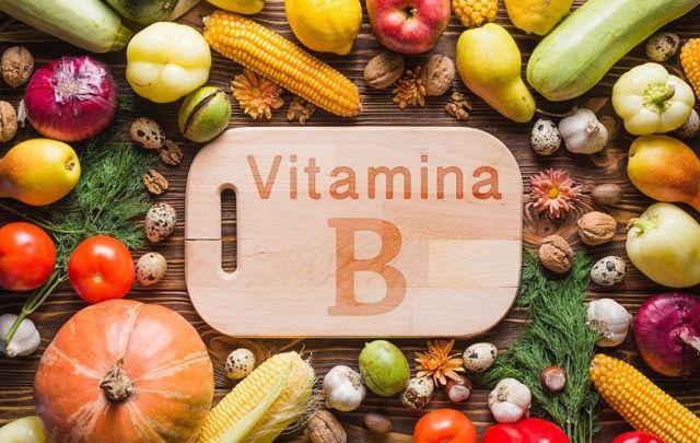 """tipos de vitaminas """"B"""""""
