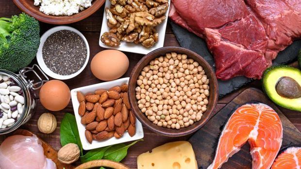 beneficios de consumir proteína